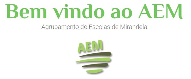 Site do AEMirandela