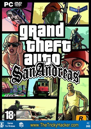 Grand Theft Auto San Andreas Free Download Full Version Game PC