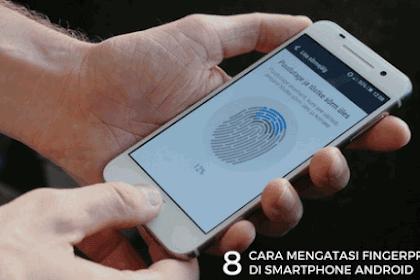 8 Cara Mengatasi Fingerprint Error di Smartphone Android