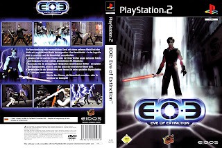Download Game E.O.E - Eve Of Extinction (English) PS2 Full Version Iso For PC | Murnia Games