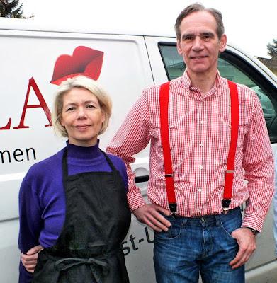 Claudia und Andreas Rapp von der Feinkost-Manufaktur Vinella