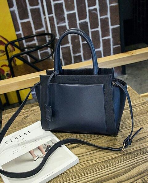 Jims Honey Celine Bag warna navy