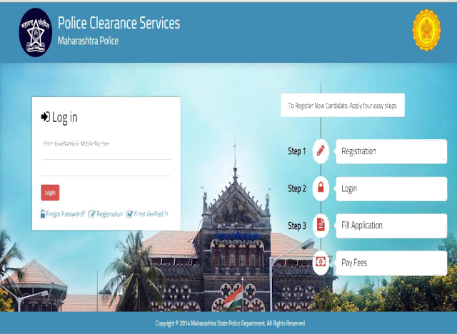 Charitra Praman Patra Character Certificate PCS registration