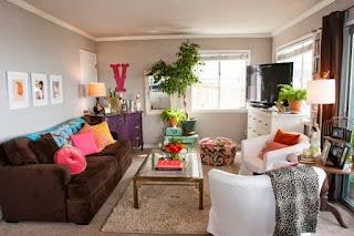 gambar ruang tamu minimalis yang sederhana 2017