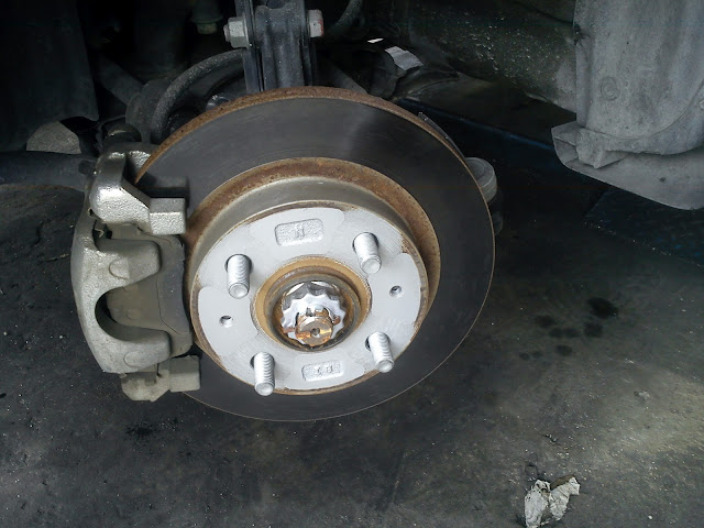 Car Mods: 1st Gen Perodua Myvi Tuning Part III - The Brake Upgrade