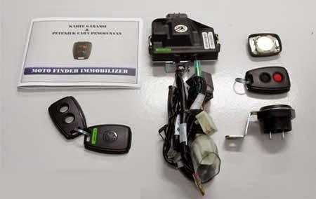 Antimaling Autosafe Yamaha