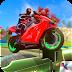 Super Spider on Happy Bike Wheels - Traffic Race