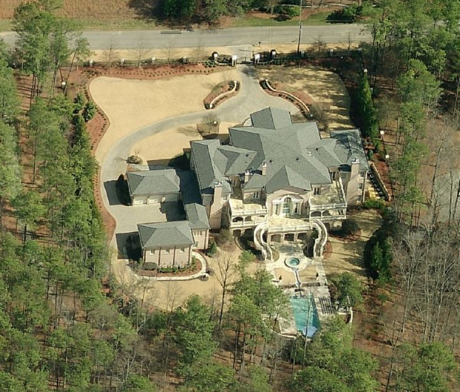 Roswell Ga Apartments: Eileen's Home Design: Newly Listed Large Mansion For Sale