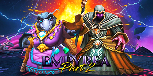 Frostcaller: Wizard101 Empyrea Part 2 is Live