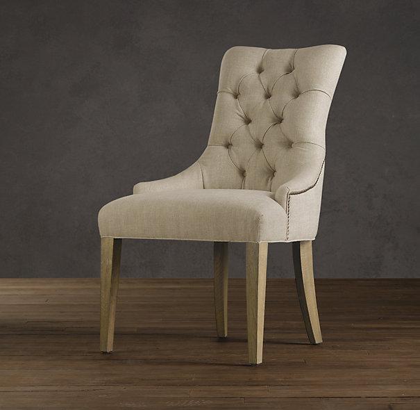 aidan gray sofa table peyton ethan allen copy cat chic: restoration hardware martine upholstered ...