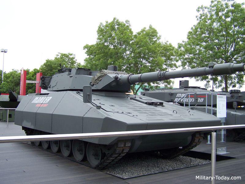 Marder Tank