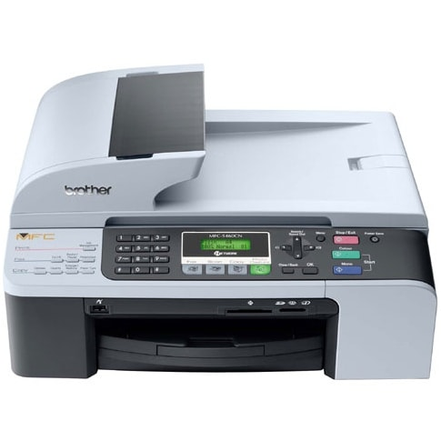 Brother MFC-5460CN Printer Driver Links