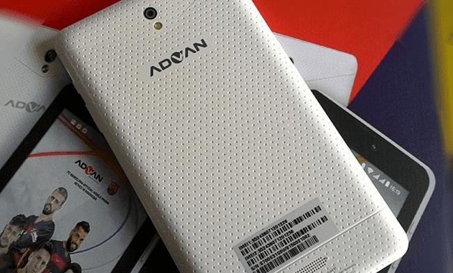Cara root Advan Vandroid S7 via PC