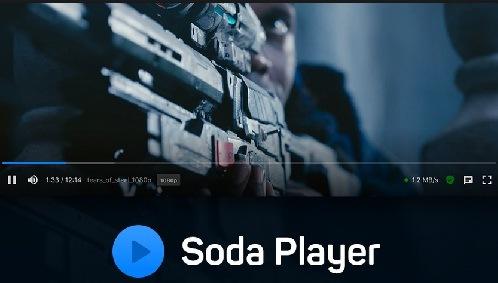 تحميل برنامج Soda Player لمشاهدة وتشغيل أفلام التورنت مجانا
