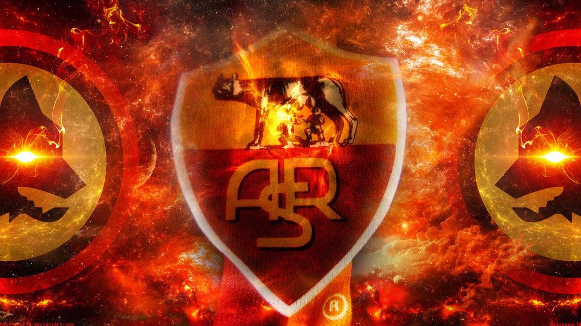 As Roma Football Club Wallpaper Football Wallpaper Hd