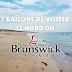 7 raisons de visiter le nord du Nouveau Brunswick
