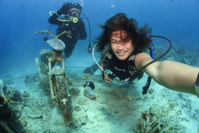 Jun V Lao, Underwater Photography, PaparazSea