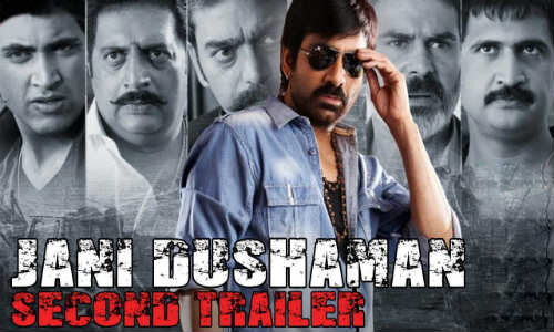 Jani Dushman 2018 HDRip 350MB Hindi Dubbed 480p