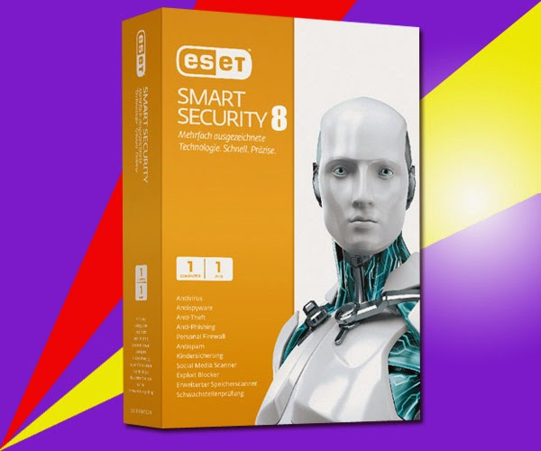 eset smart security 5 username and password free update
