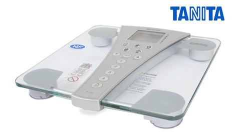 Cân sức khỏe điện tử và phân tích cơ thể Tanita - BC-543