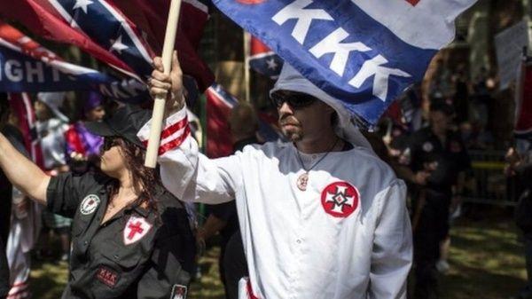 Aumentan supremacistas en EE.UU. durante presidencia de Trump
