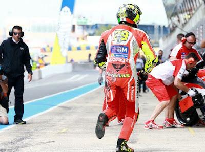 Dibuang Ducati, Ini Pernyataan Resmi Iannone