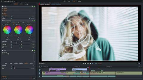 برنامج Lightworks الإحترافي لمونتاج الفيديو للكمبيوتر