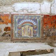 С помощью рентгена ученые восстановили картину, найденную в разрушенном Везувием городе
