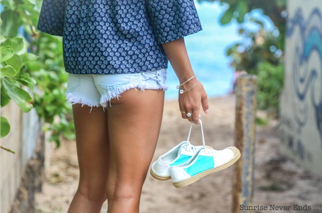 naumi,team by bensimon,bensimon,mode,été 2016,tennis bensimon,oldschool,lagon des mers du sud,,turquoise,hawaii,oahu,haleiwa