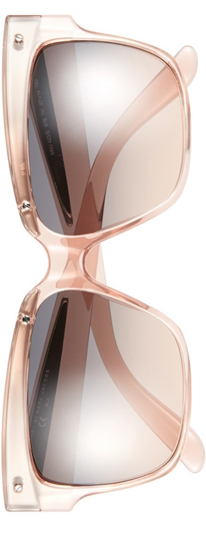 MARC BY MARC JACOBS 57mm Retro Sunglasses in Pink