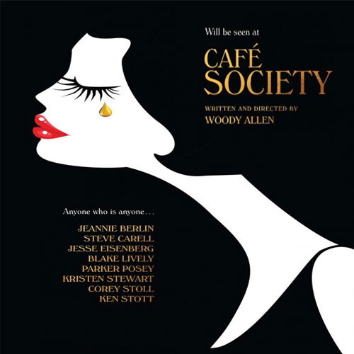 Cafe Societ Poster
