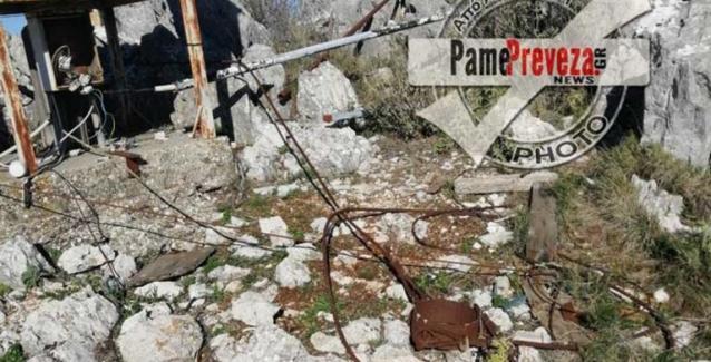 Η Παρακμή έχει σκεπάσει όλη την την χώρα στα πάντα -Eικόνες ντροπής στο μνημείο του Ζαλόγγου