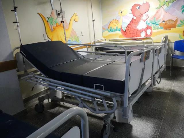 Muertos siete niños y otros 30 en riesgo por falta de trasplante de médula en el J.M. de los Ríos