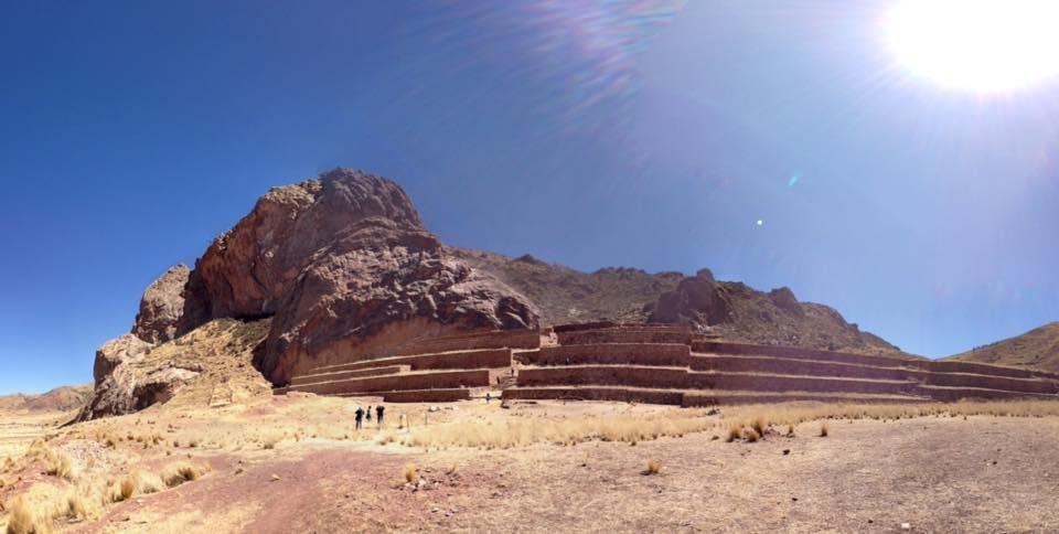 Complejo Arqueológico Kalasaya o Pucará