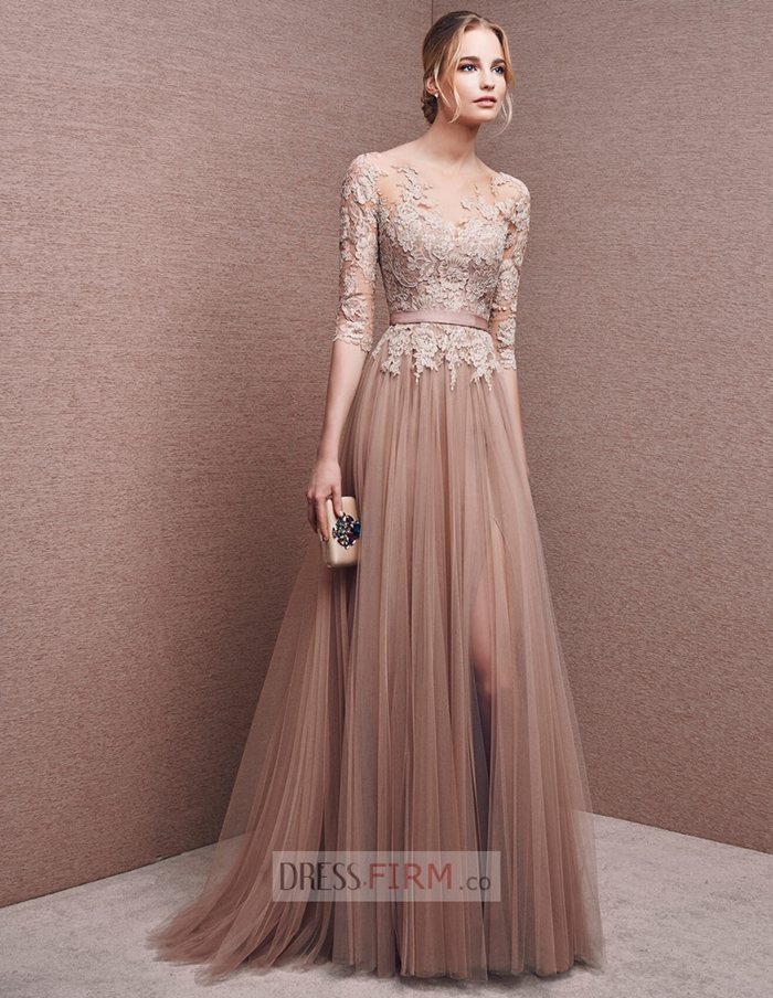 http://www.elianadress.co.uk/Cheap-2017-elegant-a-line-bateau-champagne-long-sleeves-tulle-appliquence-long-prom-dress-p-63157.html