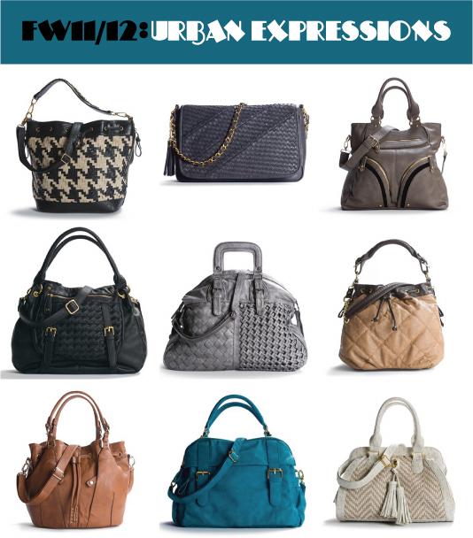 Fw11 12 Urban Expressions Handbags