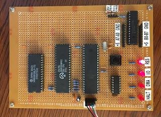Synthelectro: Retro-computing