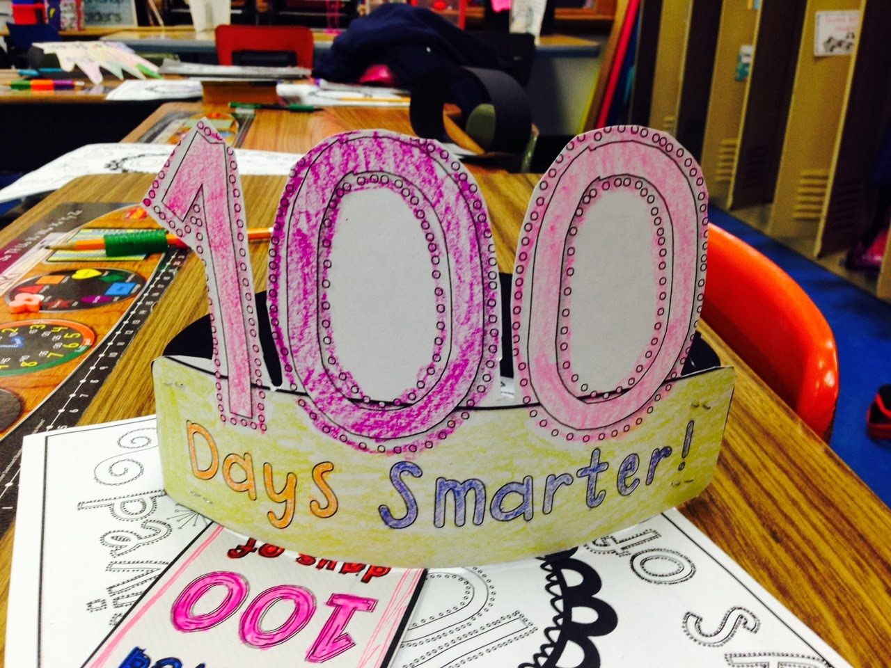 2nd Grade Happenings Happy 100th Day Of School