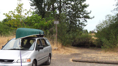 Eugene, Oregon, Alton Baker Park, canoe way, canoeway, boating, summer, water, stream, paddling, canoeing, Isuzu Oasis, canoe launch