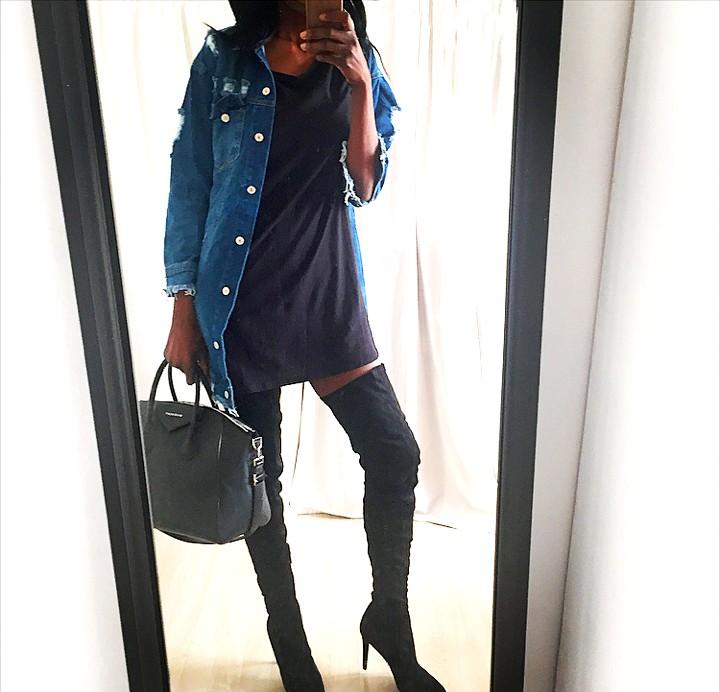 cuissardes-veste-longue-jeans-tobe-t-shirt-instagram-style