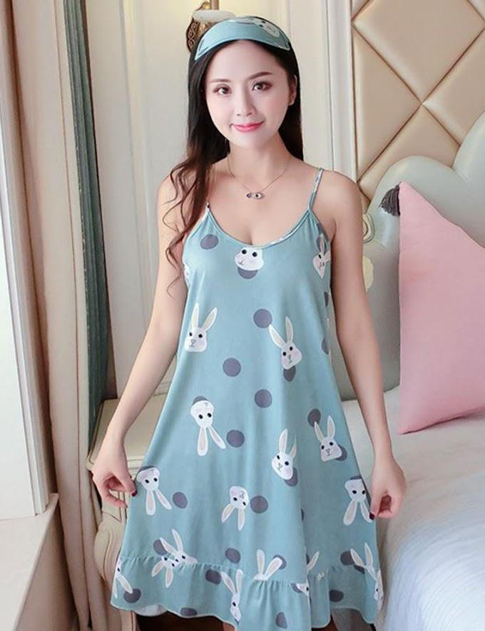 Váy Ngủ Hai Dây We0329