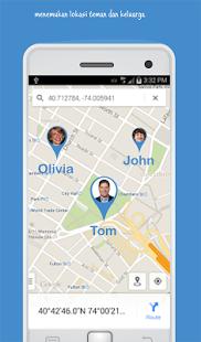 Inilah Aplikasi Untuk Melacak Lokasi Nomor Hp Dengan Mudah