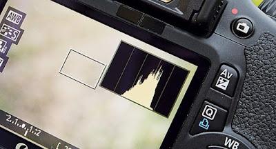 Cara Memanfaatkan Histogram Pada Kamera DSLR