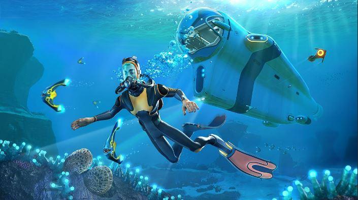 15 Game Indie Terbaik 2018 Subnautica