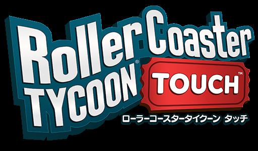 The Edge: Roller Coaster Tycoon Japanese Version Released  ローラーコースタータイクーン タッチ日本語版