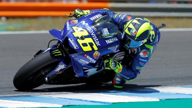 Rossi Minta Yamaha Segera Atasi Masalah di Motornya