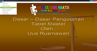 Download Gratis Source Code Program Dasar VB 6.0