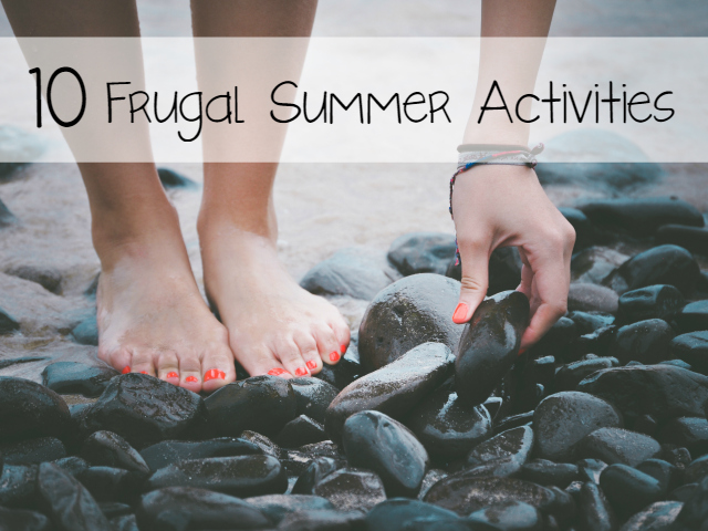 10 Frugal Summer Activities