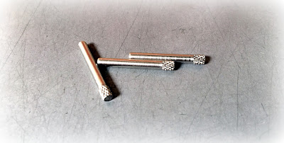 Custom/special diamond knurled stainless steel pins - Engineered Source is a supplier and distributor of custom knurled pins - covering Orange County, Los Angeles, San Diego, Inland Empire, California, Continental United States, and Mexico