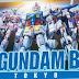 The Gundam Base Tokyo First Look